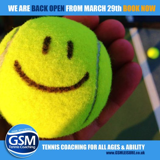 29th March Sessions begin again