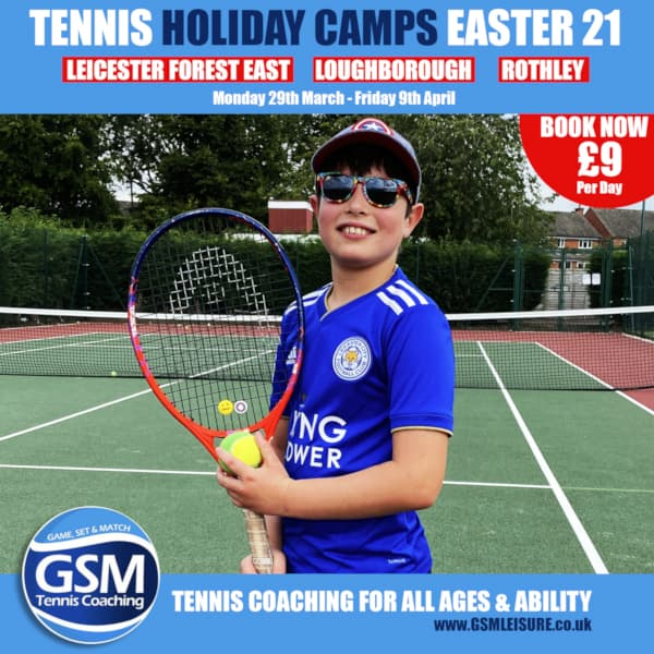 GSM Easter Holiday Camps