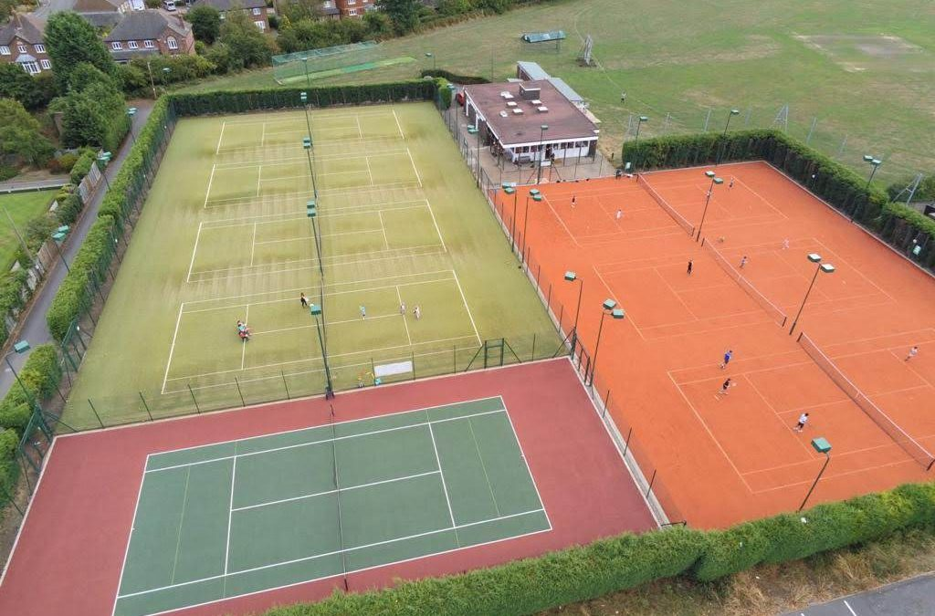 Mini Tennis Beginners Day – 20th October @ Charnwood