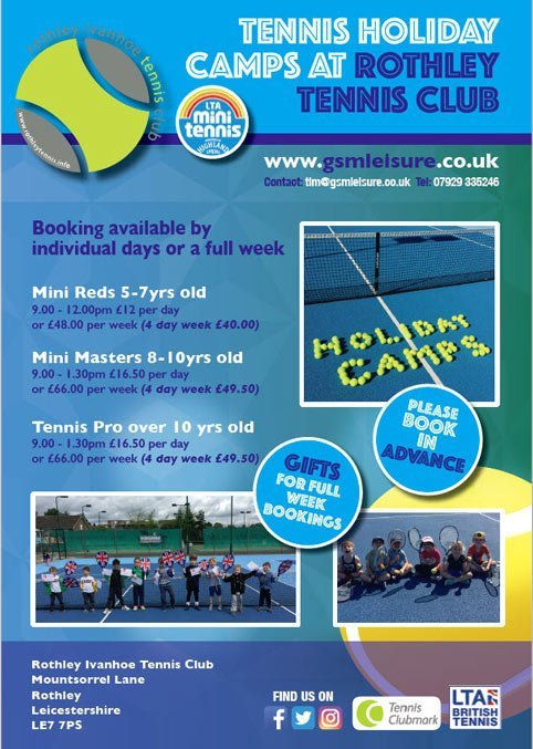 Rothley Holiday Camps