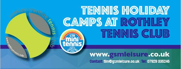 Rothley Holiday Camps banner