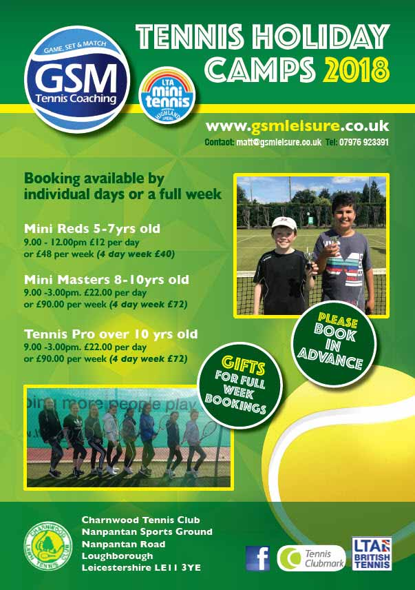 charnwood holiday camps