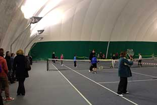 LFE Tennis - dome / airhall