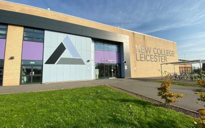 New College Leicester and GSM Leisure