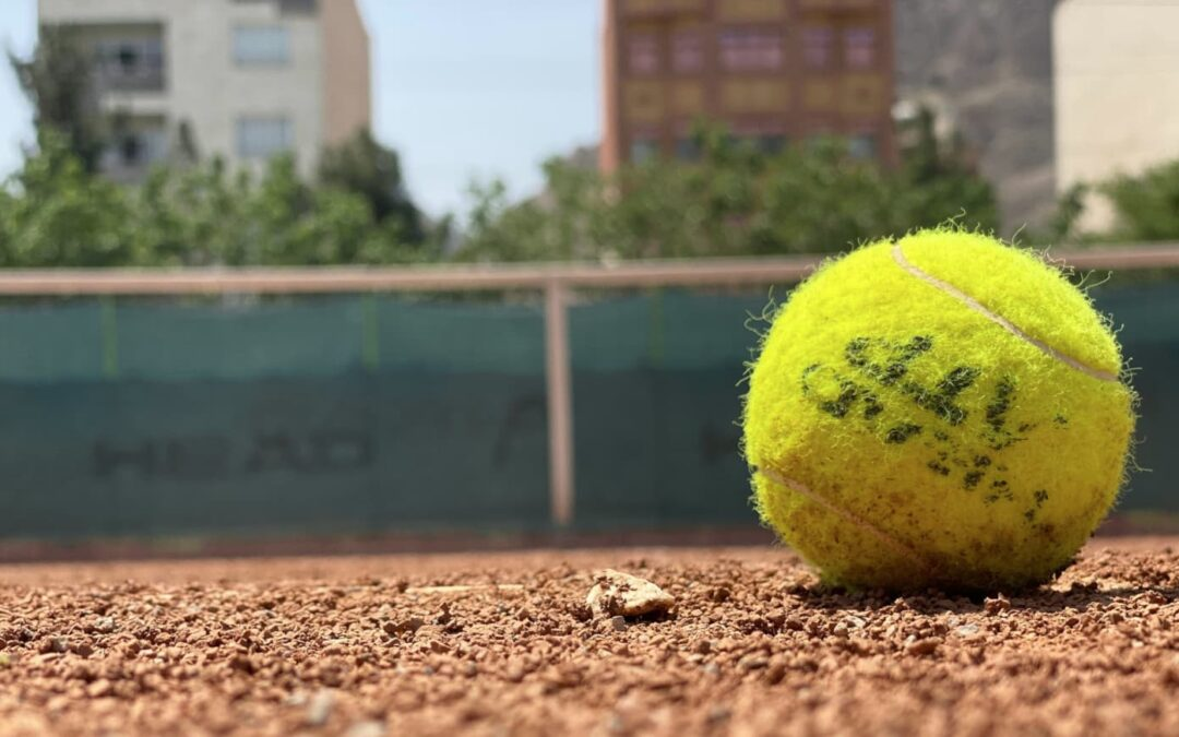 Tennis is a great sport – for a longer life